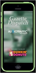 audio-traffic-gazette-dispatch